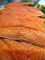 Raw Salmon Fish Steaks, Fillet, FGND01_022