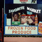 Favorite Market, Frozen Food Produce, Produce, 1970's