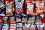 Snack Food, Candies, sweets, chips, nuts, cookies, FGNV02P10_12