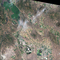 Drought in the Klamath River Basin, patchwork, checkerboard patterns, farmfields, FMND03_175