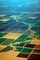 Canal, Aqueduct, Central California, Fields, patchwork, checkerboard patterns, farmfields, FMNV02P14_07B.0949