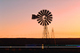 Eclipse Windmill, Irrigation, mechanical power, pump, sunset, FMNV04P15_18.0950