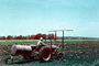 Pesticide applications, Tractor, 1940's, Herbicide, Insecticide, spraying, sprayer, FMNV05P04_18