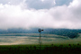 low hanging clouds, Eclipse Windmill, Irrigation, mechanical power, pump, FMNV05P09_18