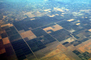 the Central Valley, California, patchwork, checkerboard patterns, farmfields