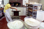 Baker, Baking, Dough, Oven, Man, Trays, Apron, Flour, Bakery, Bakeries, Kneading Dough
