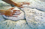 Hands, Kneading Dough, Baker, Bread, Kitchen, Bakery, Bakeries, FPCV01P06_17