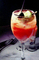 Bloody Mary, Olive, ice, full glass, hot chili pepper, FTBV01P12_17