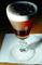 Irish Coffee, foam, full glass, scotch, FTBV01P15_14
