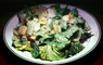 Ceaser Salad, Romaine, Plate, Crouton, FTCV01P06_10