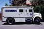 Brinks Armored Vehicle
