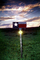 Mailbox, mail box, Texas Flag, sunset, GCPV01P04_01