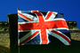 Union Jack, United Kingdom of Great Britain and Northern Ireland, (adopted 1801), Great Britain, British, GFLV01P08_01