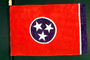 Tennessee, State Flag, Fifty State Flags, GFLV01P08_13