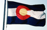 Colorado, State Flag, USA, Fifty State Flags, GFLV02P05_16