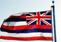 Hawaii, State Flag, USA, Fifty State Flags, GFLV02P06_08