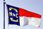 North Carolina, State Flag, Fifty State Flags, GFLV02P09_01