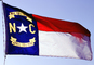 North Carolina, State Flag, Fifty State Flags, GFLV02P09_02
