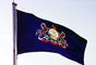 Pennsylvania, State Flag, Fifty State Flags, GFLV02P09_14
