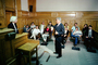 lawyer, jury, Defendant, witness, Trial, Court Session, Juror, People, GJLV01P03_04