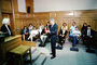 Trial, Court Session, lawyer, jury, defendant, witness stand, Juror, People, GJLV01P03_08