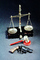 Scales of Justice, Hand Gun, Revolver, Gun Control, Pistol, Second Amendment, Gavel, Mallet, Handle, GJLV01P06_06