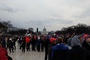Trump Inauguration Day, 20/01/2017, crowds, buildings, hats, GNUD01_044