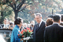 Inauguration of Lyndon Baines Johnson, LBJ, roses, GNUV01P01_10