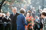 inauguration of Lyndon Baines Johnson, LBJ, 1964, 1960's, GNUV01P01_11