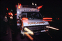 Ambulance, New York City, flashing lights