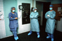 Operating Room, Doctor, Surgeon, Nurse, surgical gloves, mask, post operation