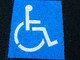 Handicapped Zone, symbol, HPWD01_004