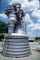 Saturn-V J-2 Rocket Engine, Rocketdyne, IARV01P03_10