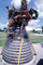 Saturn-V J-2 Engine, Rocketdyne, liquid-fuel cryogenic rocket engine, IARV01P03_11