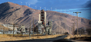 Cement Plant, Tehachapi Pass Wind Farm, Southern California, ICBD01_023
