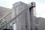 Silo, conveyer belt, Cement Manufacturing, aggergate, Lime Cement Factory, Durkee, ICBV01P01_17