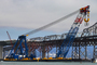 Left Coast Lifter, Giant Floating Crane, Construction of the new Bay Bridge, ICCD01_104