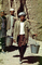 man walking, metal pail, Men, water pails, buckets, Afghanistan, ICDV02P01_06