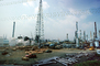 Oil Storage Tanks, Derrick, Rig, Refinery, IPOV01P01_11