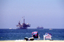 Oil Drilling Platform, Seal Beach, Offshore Rig, IPOV03P07_13