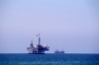 Oil Drilling Platform, Seal Beach, Offshore Rig, IPOV03P07_14