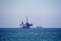 Oil Drilling Platform, Seal Beach, Offshore Rig, IPOV03P07_15
