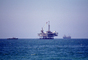 Oil Drilling Platform, Seal Beach, Offshore Rig, IPOV03P07_16