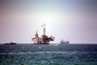 Oil Drilling Platform, Seal Beach, Offshore Rig, IPOV03P07_18