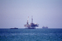 Oil Drilling Platform, Seal Beach, Offshore Rig, IPOV03P07_19
