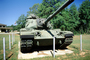 tank, ww II, world war two, tracked vehicle, Camp Shelby, Mississippi