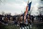 Color Guard, Yorkstown, Revolutionary War, American Revolution, War of Independence, History, Historical, Infantry, soldiers, musket, gun, firepower