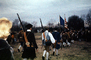 Infantry, soldiers, musket, gun, firepower, Yorkstown, American Revolution, Revolutionary War, Battlefield, Continental Army, History, Historical, War of Independence