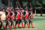 Revolutionary War, combat, battlefield, troops, uniforms, americana, soldiers, colonial, rifles, American Revolution, History, Historical, British Army, War of Independence, Infantry, soldiers, musket, gun, firepower