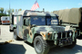 1986   M996A1 HMMWV 2 Litter Ambulance,  Manufactured by AM General, 1980's